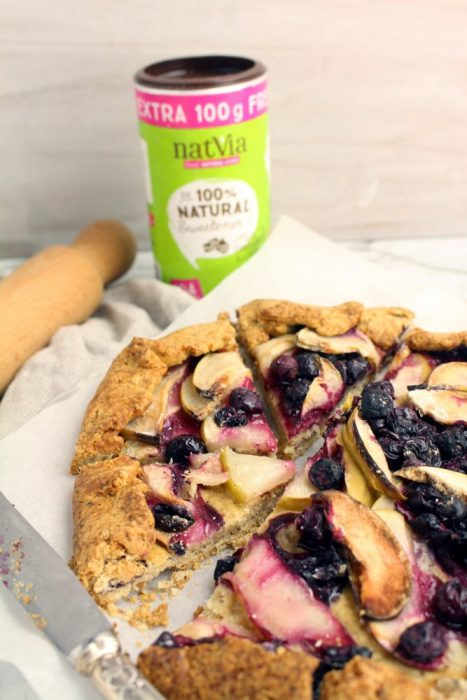 Apple Blueberry Gallette 2