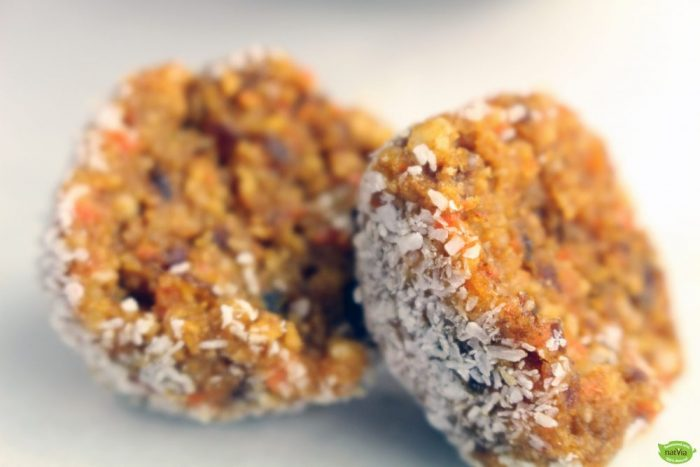 Carrot and Walnut Bites 2